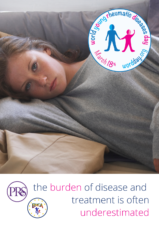 The burden of disease and treatment is often underestimated